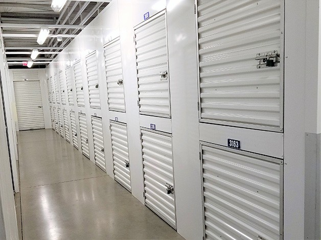 Indoor lockers